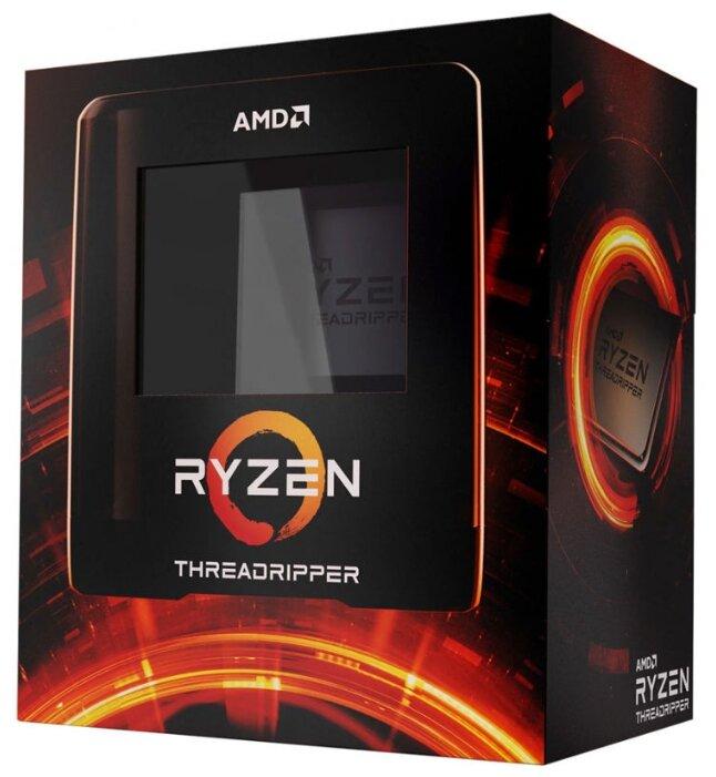 Процессор AMD Ryzen Threadripper 3970X