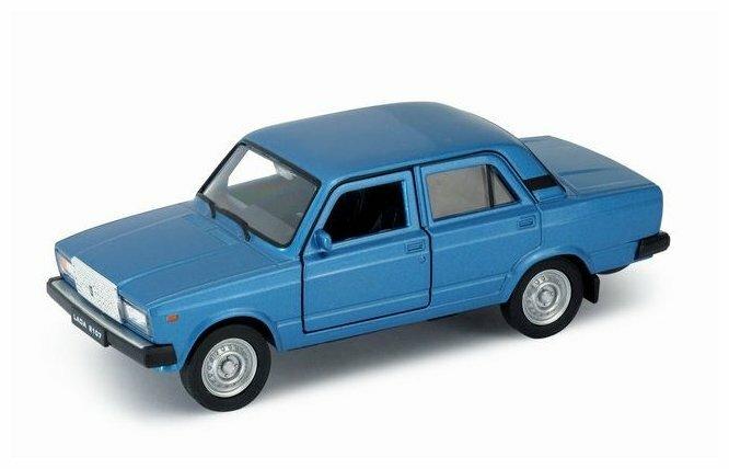 Легковой автомобиль Welly Lada 2107 (43644)