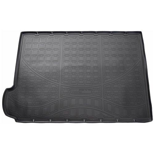 Коврик багажника NorPlast NPA00-T14-170 черный