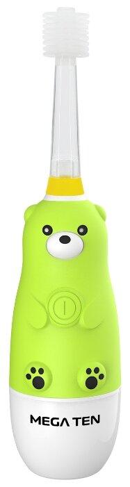 Электрическая зубная щетка MEGA Ten Kids Sonic Мишка
