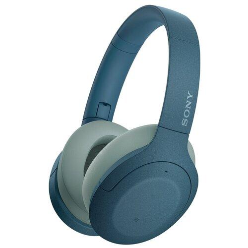 Беспроводные наушники Sony WH-H910N, blue беспроводные наушники sony wh ch710n blue