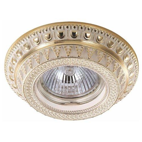 Встраиваемый светильник Novotech Vintage 370007 встраиваемый светильник novotech vintage 369943
