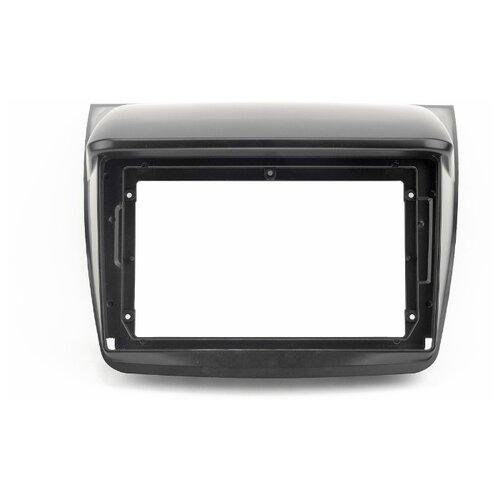 Фото - Переходная рамка Intro RMS-FC456 для XTA MITSUBISHI Pajero Sport, L-200 2006-2015 (Накладка), 9 рамка incar mitsubishi l 200 pajero sport new 2din накладка крепеж rms n17