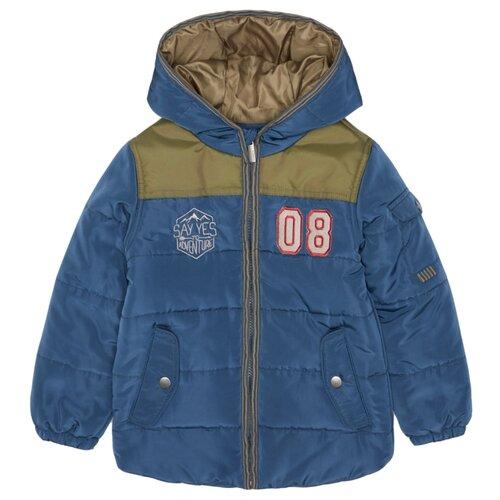 Купить Куртка Acoola 20110130147 размер 134, синий, Куртки и пуховики