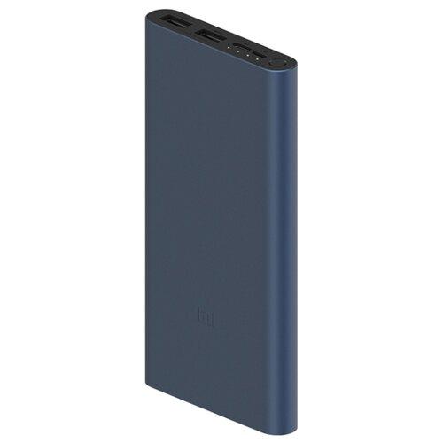 Аккумулятор Xiaomi Mi Power Bank 3 10000 (PLM13ZM), черный недорого