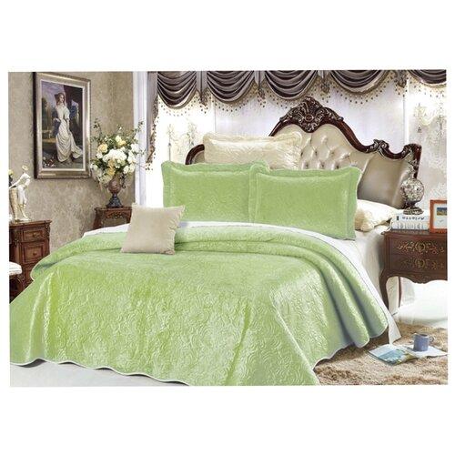 цена на Покрывало Tango Casablanca 230x250 см, зеленый