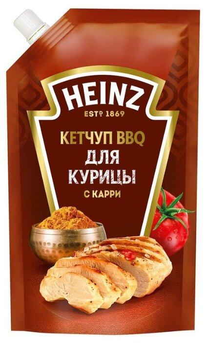 Купить Кетчуп Heinz BBQ для курицы с карри 350 г по низкой цене с доставкой из Яндекс.Маркета (бывший Беру)