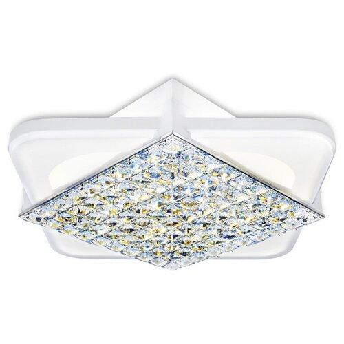 Светильник светодиодный Ambrella light FA124 WH, LED, 104 Вт светильник светодиодный ambrella light original fa856 6 wh led 126 вт