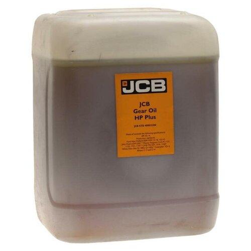 Трансмиссионное масло JCB High Performance Gear Oil PLUS 10 л