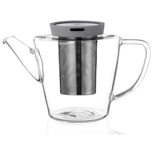 VIVA Scandinavia Заварочный чайник Infusion V27833 1 л, серый