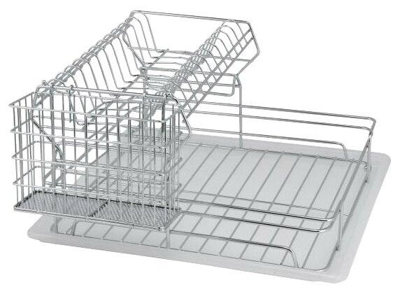 Сушилка для посуды Esprado Platinos 0024222E212 42,5х43х22,5 см