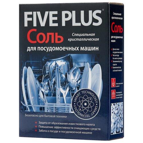Five plus соль специальная кристаллическая 1,5 кг