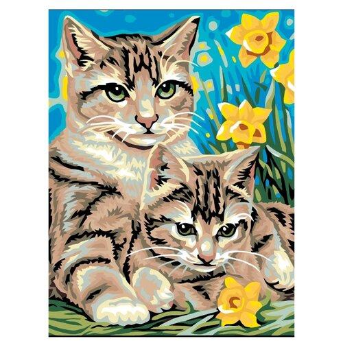 Купить Картина по номерам, 75 x 100, A05, Живопись по номерам , набор для раскрашивания, раскраска, Картины по номерам и контурам