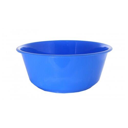 Таз АНГОРА Кливия 10 л голубой фото