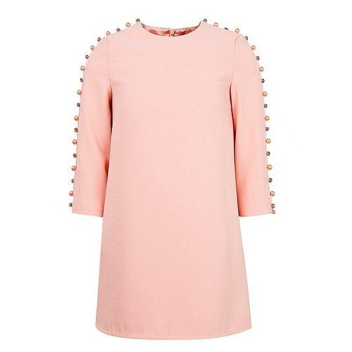 Платье Elisabetta Franchi размер 152, розовый платье elisabetta franchi elisabetta franchi el037ewbqar8