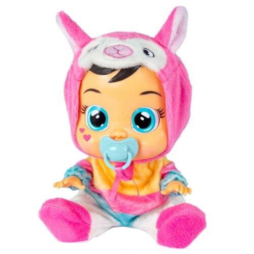 Купить Пупс IMC toys Cry Babies Плачущий младенец Lena, 31 см, 91849, Куклы и пупсы