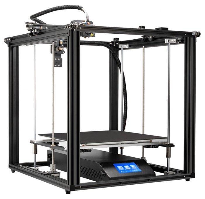 3D-принтер Creality3D Ender-5 Plus черный фото 1