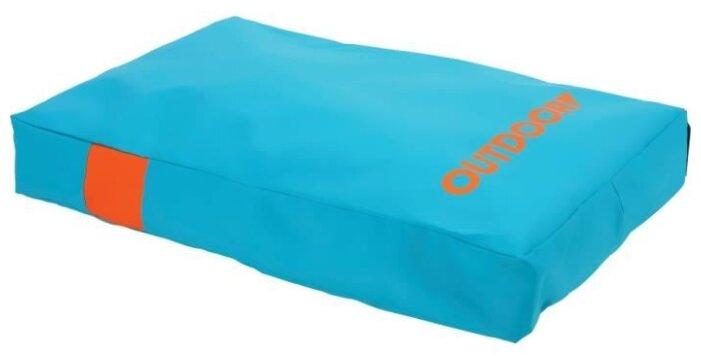 Zolux Мат Outdoor сo съемным чехлом (серый - 90х70х12 см)