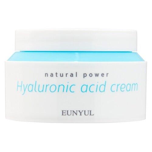 Eunyul Natural Power Hyaluronic Acid cream Крем для лица с гиалуроновой кислотой, 100 мл крем для лица ullex hyaluronic acid