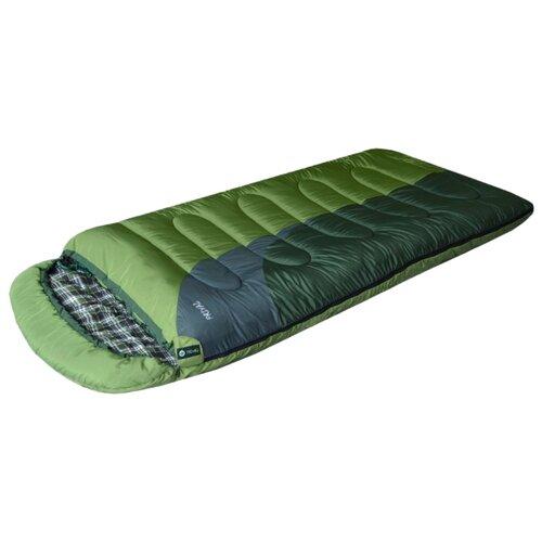 Фото - Спальный мешок PRIVAL Берлога зеленый с правой стороны рюкзак prival 35л