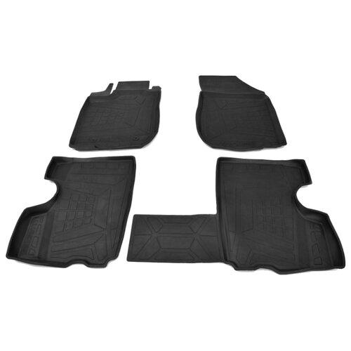 Комплект ковриков AVD Tuning ADRPLR276 LADA (ВАЗ) Largus 4 шт. черный комплект ковриков avd tuning adrplr016 chevrolet captiva 4 шт черный