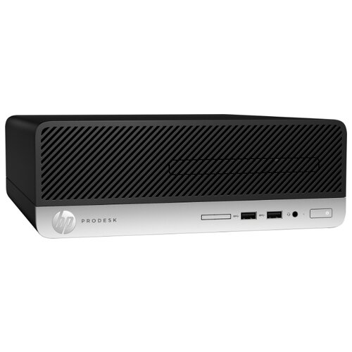 Настольный компьютер HP ProDesk 400 G6 SFF (7PG47EA) Slim-Desktop/Intel Core i5-9500/8 ГБ/512 ГБ SSD/Intel UHD Graphics 630/Windows 10 Pro черный компьютер