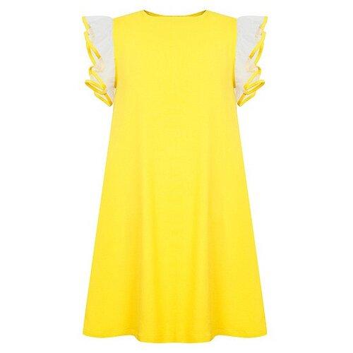 Платье Il Gufo размер 92, желтый