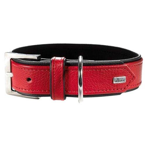 Ошейник HUNTER Capri 45 33-39 см red/black
