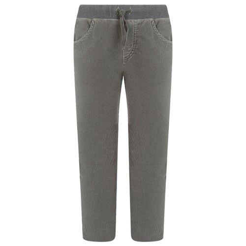 Купить Брюки Il Gufo размер 92, серый, Брюки и шорты