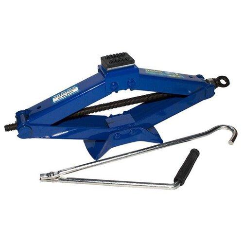 Домкрат винтовой механический Dollex DT-02R (2 т) синий