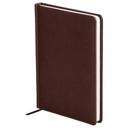 Купить Ежедневник OfficeSpace Winner недатированный, искусственная кожа, А5, 136 листов, коричневый, Ежедневники, записные книжки
