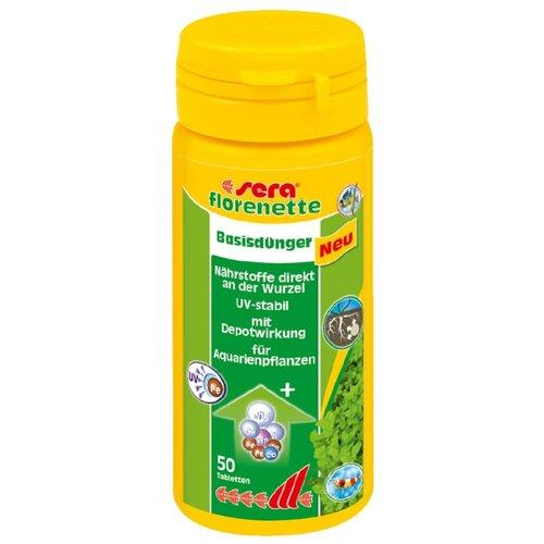 Sera Florenette удобрение для растений, 50 шт.