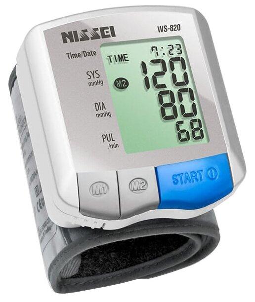 Тонометр NISSEI WS-820, автоматический