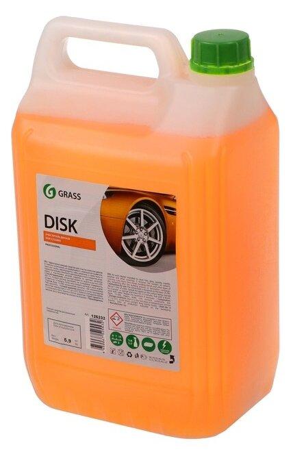 Очиститель колесных дисков GraSS Disk 125232, 5.9 кг, концентрат