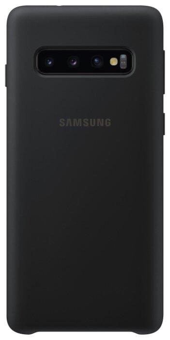 Клип-кейс Samsung Для Galaxy S10 TPU EF-PG973TNEGRU Navy
