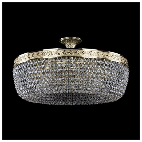 Фото - Люстра Bohemia Ivele Crystal 1903 19031/60IV G, E14, 400 Вт bohemia ivele crystal 1903 19031 45iv gb