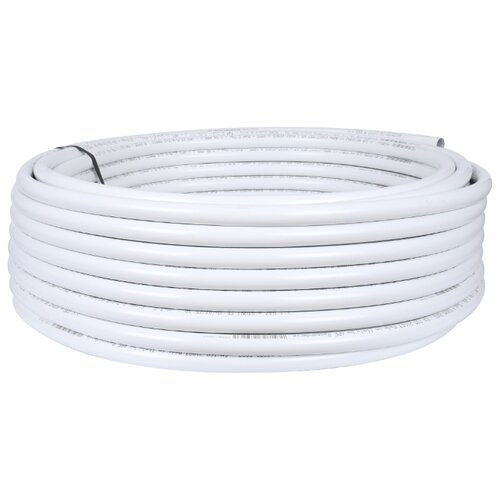 Труба металлопластиковая STOUT PE-Xb/Al/PE-Xb 26, DN20 мм, 50м 50 м белый
