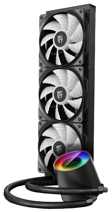 Кулер для процессора Deepcool Castle 360 RGB V2