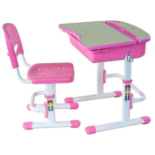 Комплект FUNDESK стол + стул