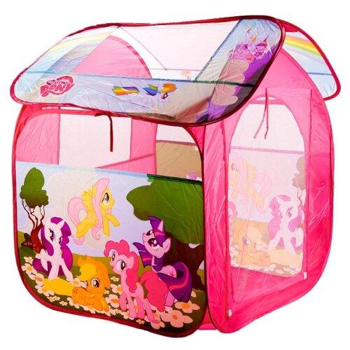 Купить Палатка Играем вместе Мой маленький пони домик в сумке GFA-0059-R, розовый, Игровые домики и палатки