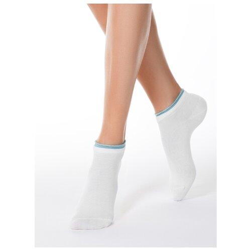 Фото - Носки Conte Elegant ACTIVE 12С-32СП, размер 23, 035 белый-светло-голубой колготки conte elegant active
