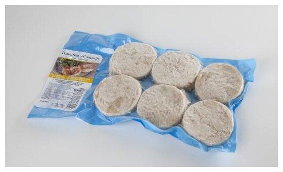 ВкусВилл Замороженный ромштекс Сочный классический куриный 480 г