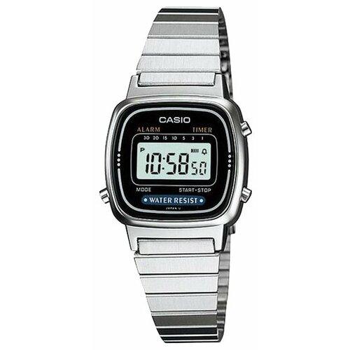 Наручные часы CASIO LA-670WEA-1E наручные часы casio a 168wec 1e