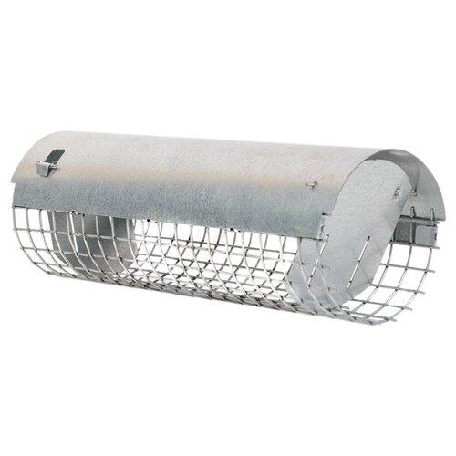 Кротоловка металл с сеткой