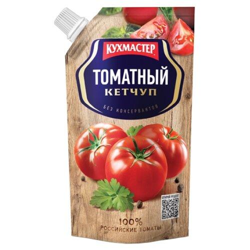 Кетчуп Кухмастер Томатный 260 г