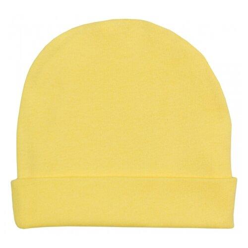 Купить Шапка Чудесные одежки размер 48, желтый, Головные уборы