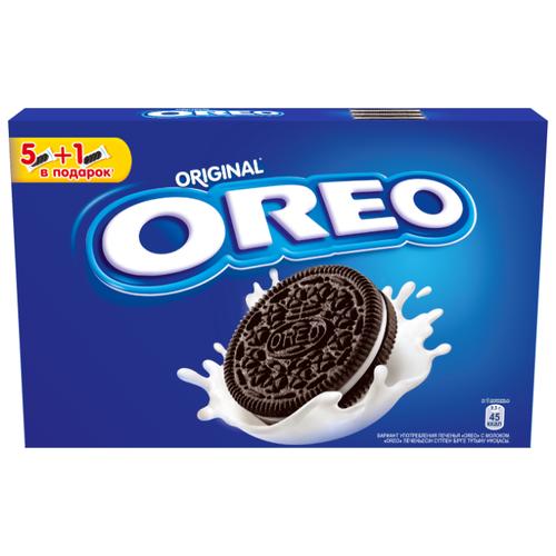 Фото - Печенье Oreo Original в коробке, 228 г печенье bergen original cookies