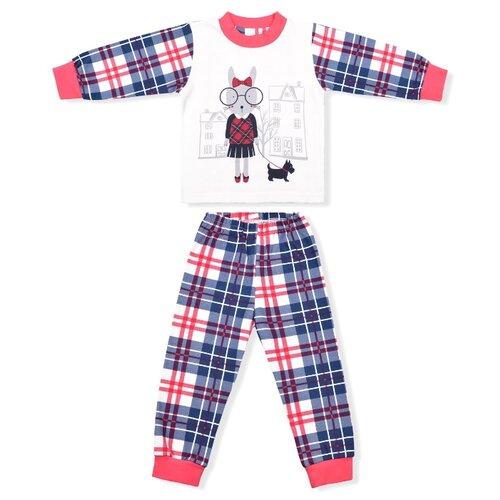 Купить Пижама LEO размер 134, красный, Домашняя одежда
