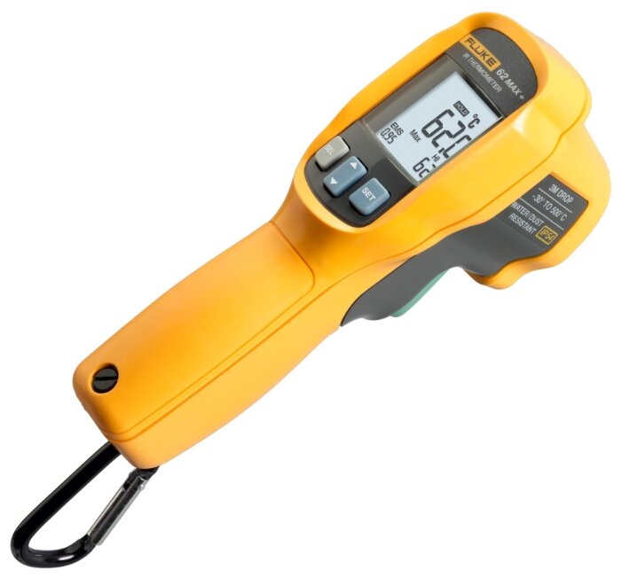 Пирометр (бесконтактный термометр) FLUKE 62 MAX +