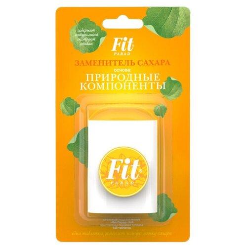 Fit Parad сахарозаменитель №9 природные компоненты таблетки 9 г 150 шт.